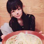 松島萌子(大食い三年食太郎)のデカ盛りyoutube動画や経緯は?かわいいが整形してる?