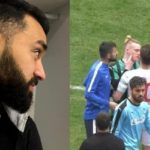 サッカー試合前にカミソリで斬りつけた選手や犯行動画がヤバい!被害にあった相手の怪我は?
