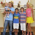 プルシェンコの子供(息子)や妻ヤナがやり手でスゴい!出会いや馴れ初めは?生い立ちがヤバい!